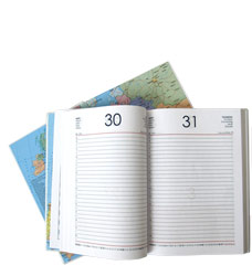 Diary format A5 №1 dated