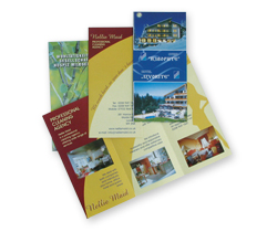 Folders and Flyers Format А3