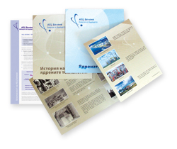 Folders and Flyers Format A4
