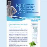 WEB site Bioice